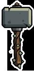 Hammer thorntrunk