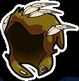 Head-featheredcap
