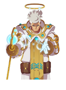 Legend priest