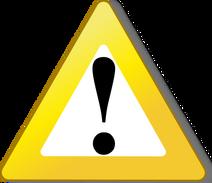 Warning Yellow