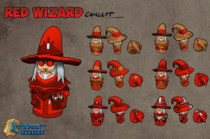 Red wiz concept