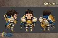 Knight 3D
