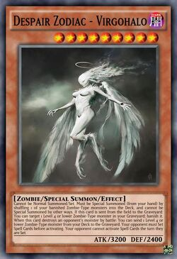 Despair Zodiac - Virgohalo