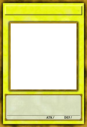 Ultima Card Frame