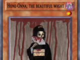 Hone-Onna, the beautiful wight