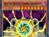 Ally of Justice Cosmic Gateway