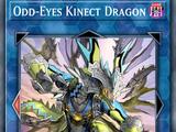 Odd-Eyes Kinect Dragon