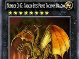 Number C107: Galaxy-Eyes Prime Tachyon Dragon