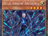 Blue Arrow Archer
