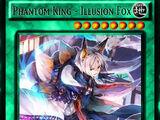 Phantom King - Illusion Fox