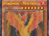 Pokémon - Moltres