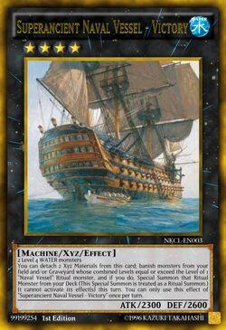 Superancient Naval Vessel - Victory