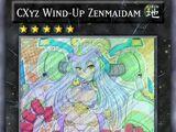 CXyz Wind-Up Zenmaidam