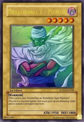 Dragonball Z - Piccolo