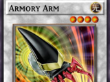 Armory Arm (like it should be)