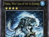 Fenris, Wolf God of the Ice Barrier