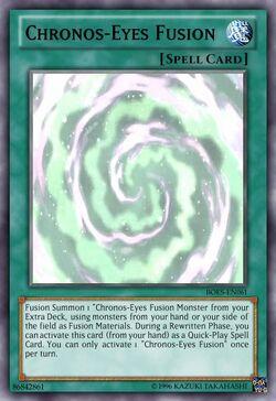 Chronos-Eyes Fusion