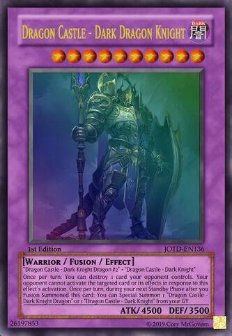 Dragon Castle - Dark Dragon Knight