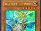 "Gohan ""Youth"" - Super Saiyan 1"