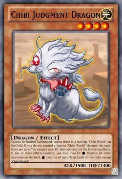 Chibi Judgment Dragon