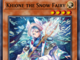 Khione the Snow Fairy