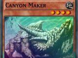 Canyon Maker