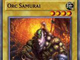 Orc Samurai