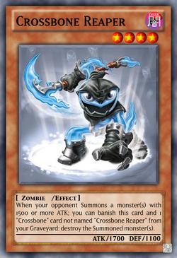 Crossbone Reaper