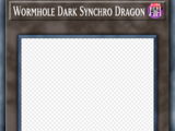 Wormhole Dark Synchro Dragon