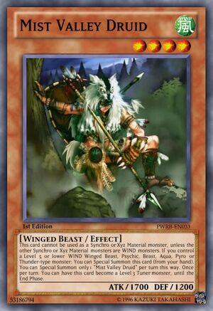 Mist Valley Druid