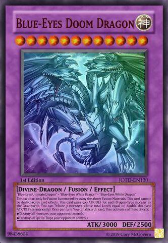 Blue-Eyes Doom Dragon V2