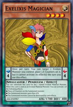 Exelixis Magician