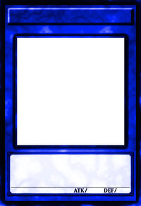 Mono Monster Card Frame
