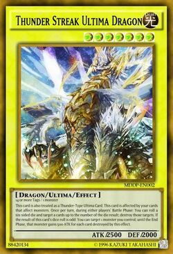 Thunder Streak Ultima Dragon