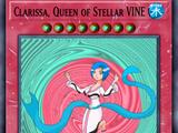 Clarissa, Queen of Stellar VINE (Altered)