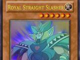 Royal Straight Slasher (Custom)