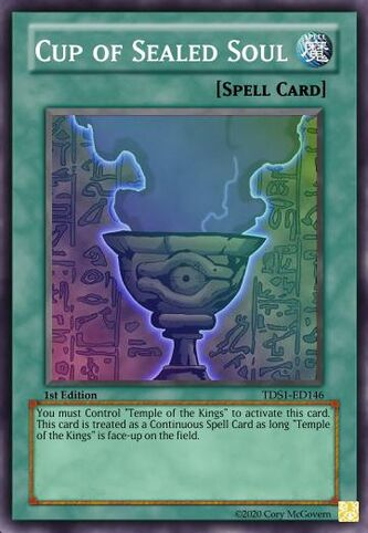 Cup of Sealed Soul