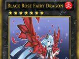 Black Rose Fairy Dragon