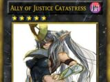 Ally of Justice Catastress