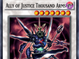 Ally of Justice Thousand Arms