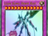 Lion King Hope Ray