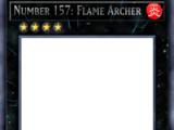 Number 157: Flame Archer