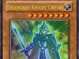Legendary Knight Critias (Custom)