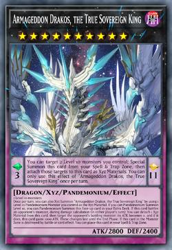 Armageddon Drakos the True Sovereign King KuugaUltimate200