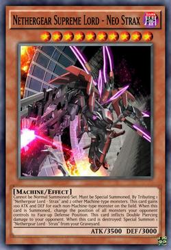 Nethergear Supreme Lord - Neo Strax