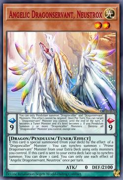 Angelic Dragonservant, Neustrox