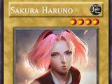 Sakura Haruno (Card)/(Custom)