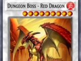 Dungeon Boss - Red Dragon