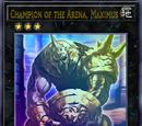 Champion of the Arena, Maximus