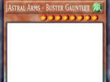 Astral Arms - Buster Gauntlet